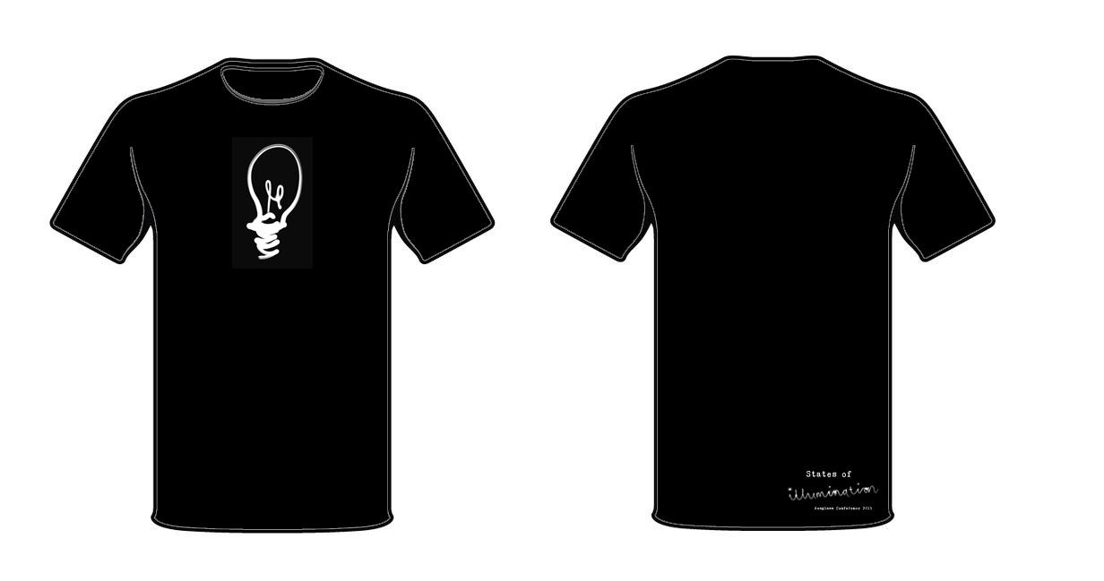 Ausglass 2015 conference t shirt!!
