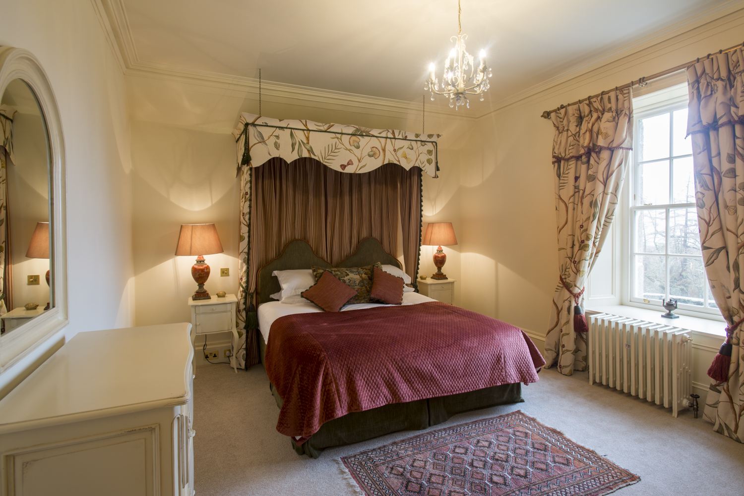 Double bedroom in the Castle
