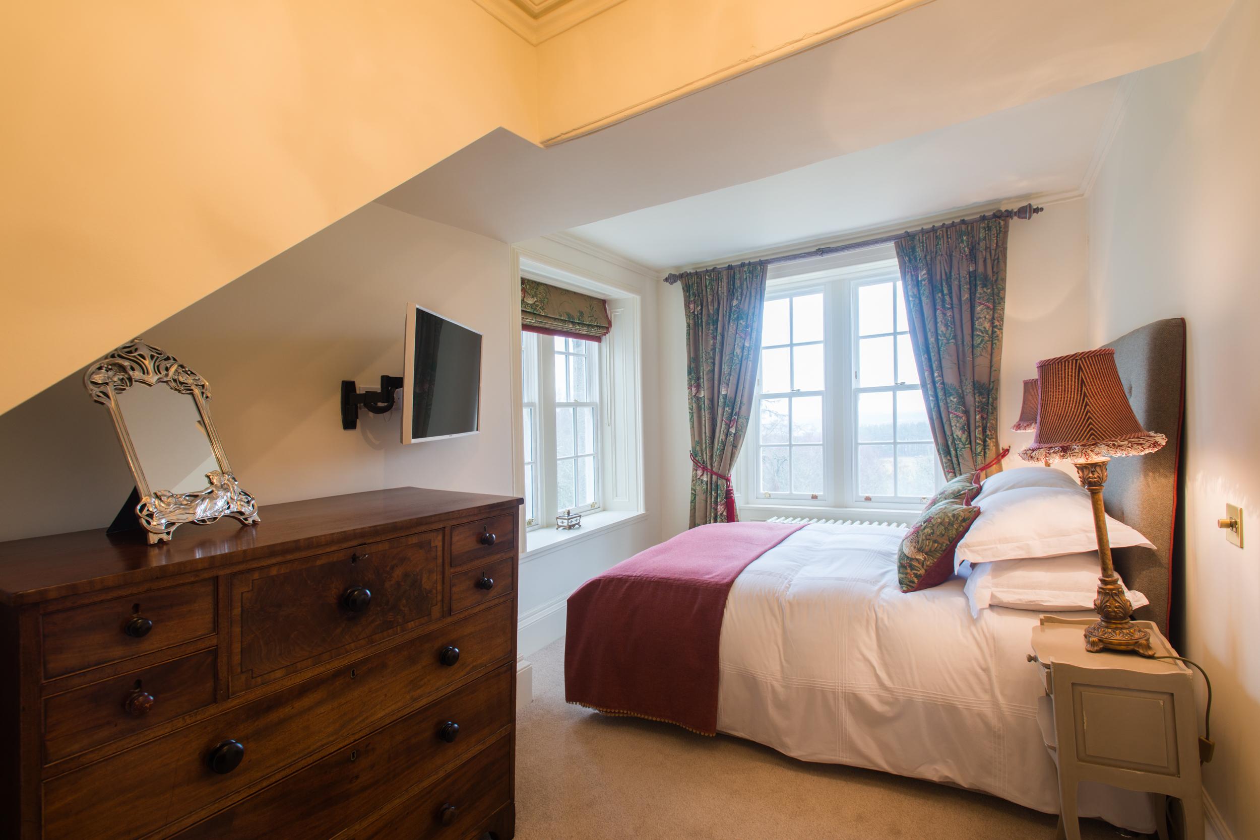 Tower Bedroom (Double)