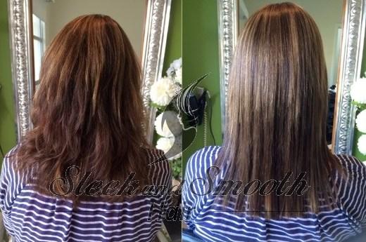 Japanese Hair Straightening