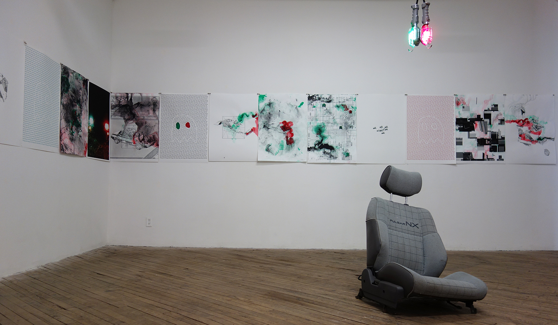 """Passenger,"" Vox Populi, Philadelphia, 2014"
