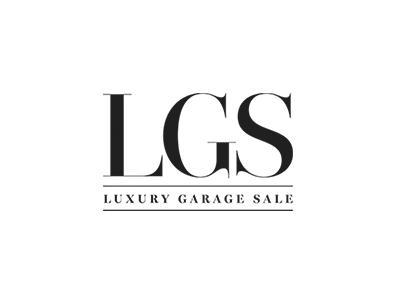 Luxury Garage Sale