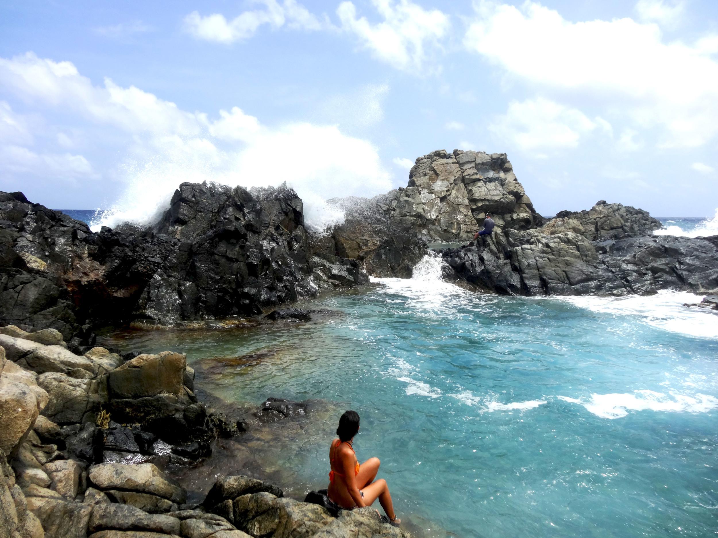 Aruba - Natural Pool