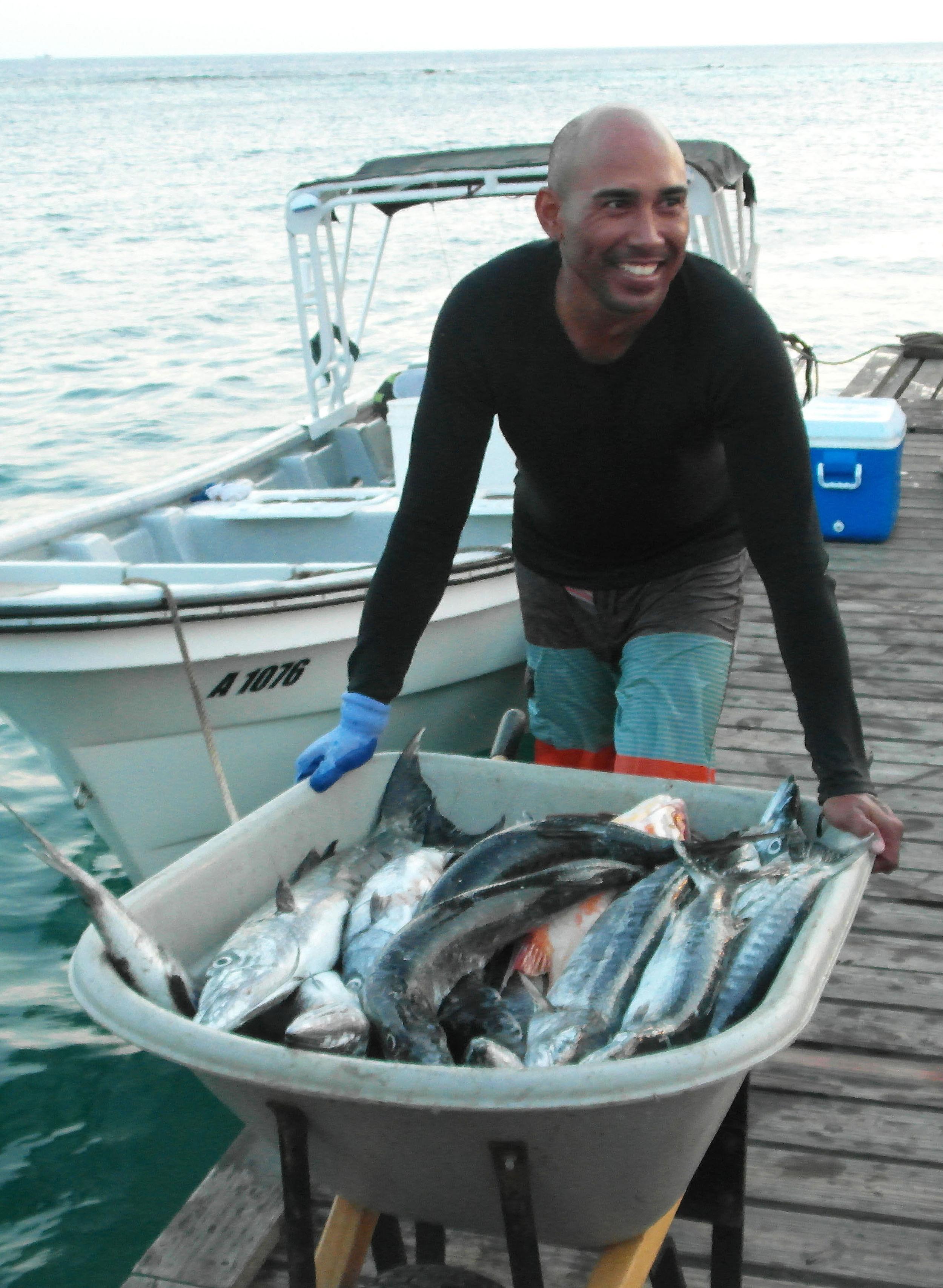 Fresh fish - Zeerovers