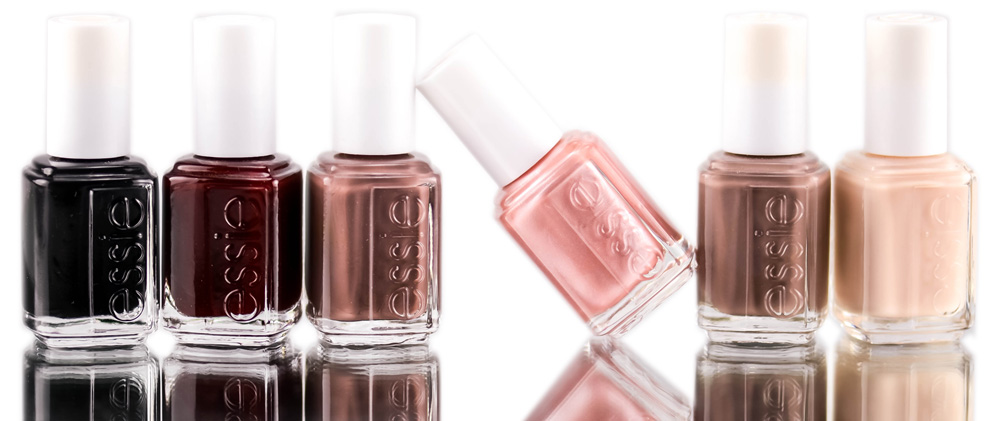 Essie  is the ultimate color authority offering a line of superior nail polishes. The fashion-forward shades with an exclusive award winning formula are always classic, chic and elegant. Essie polish provides flawless coverage along with outstanding durability, a chip-resistant formula and whimsical names in the most up-to-the-minute colors. All Essie nail polishes are DBP, toluene, and formaldehyde free. Perfect for stockings!