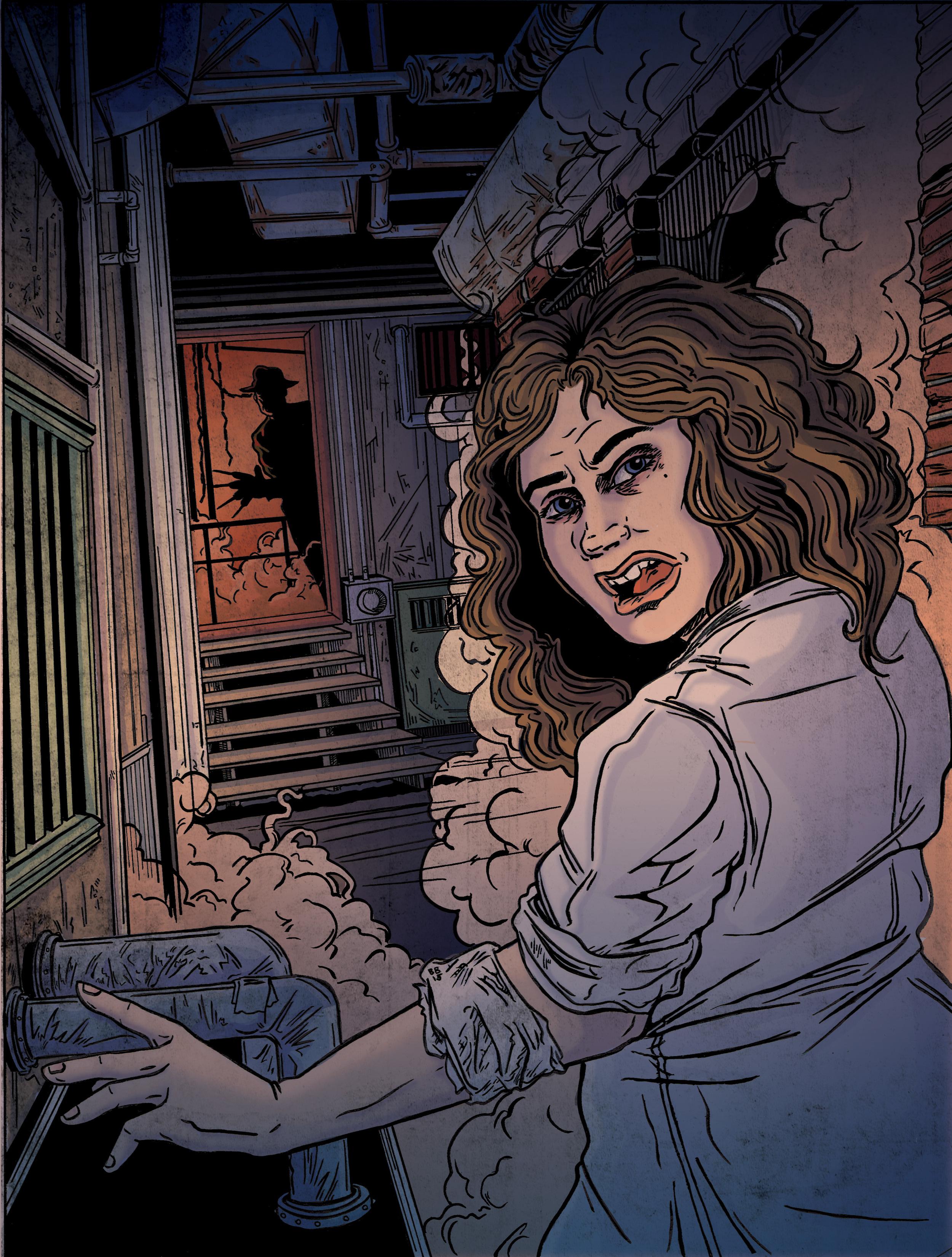Nightmare of Nancy
