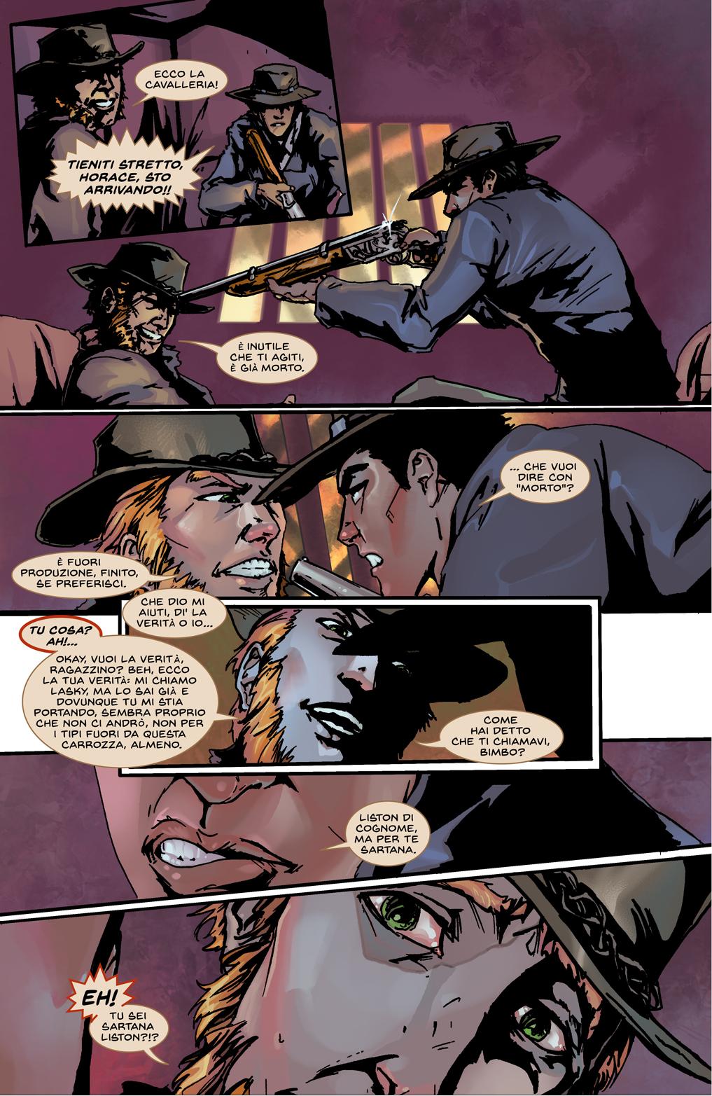 Sartana #1 - Page 3 - Italian Edition
