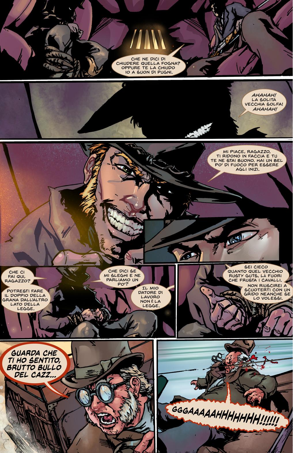 Sartana #1 - Page 2 - Italian Edition