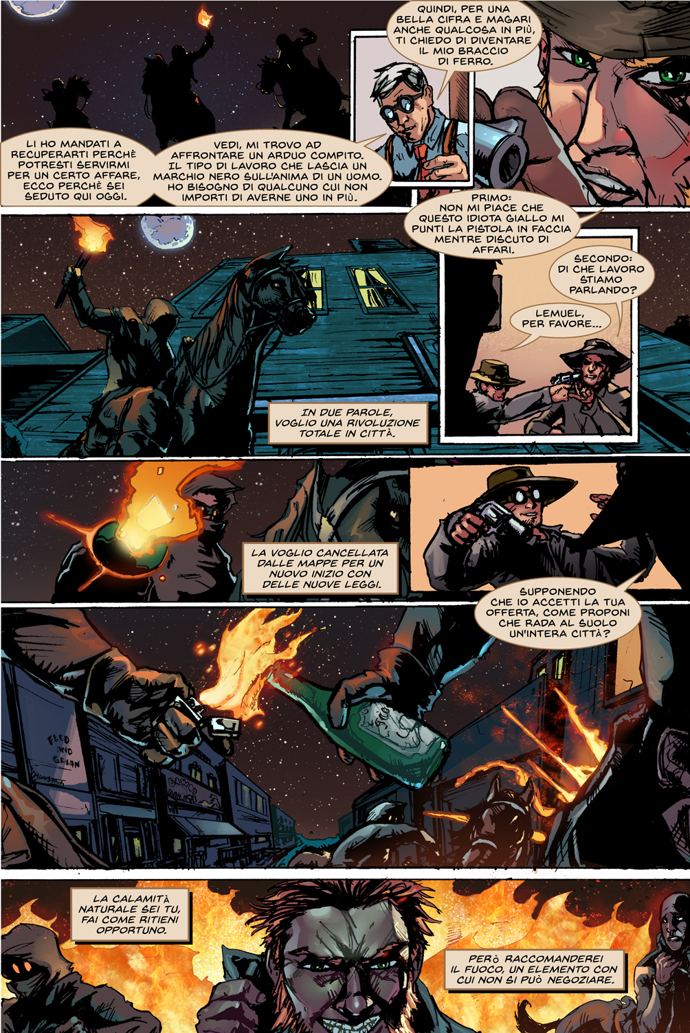 Sartana #1 - Page 11 - Italian Translation
