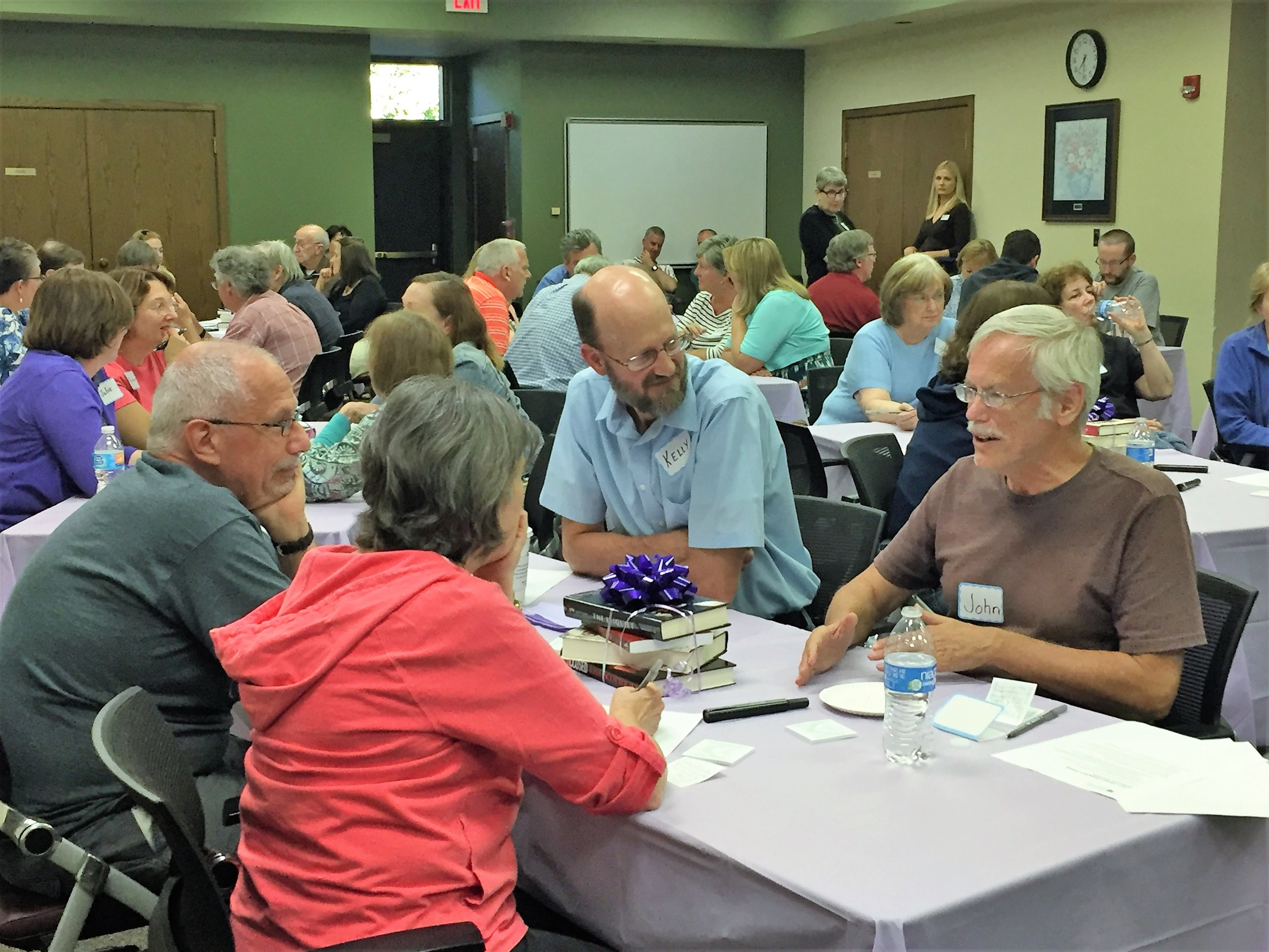 Residents meet to discuss the future of the Lisle Library