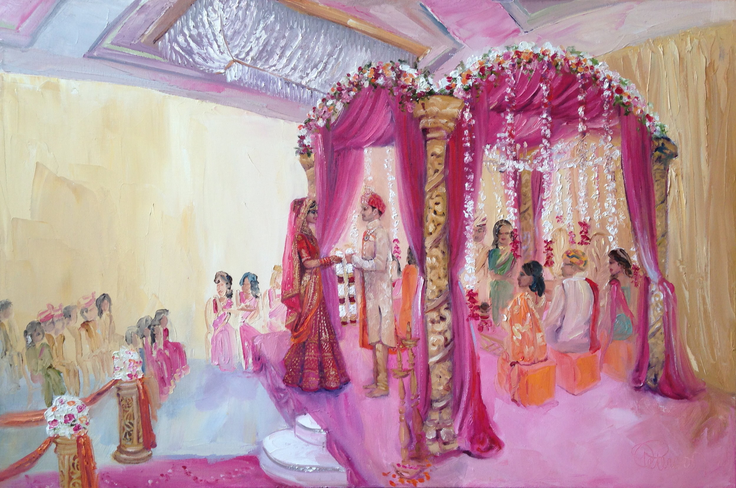 Hindi Wedding Ceremony