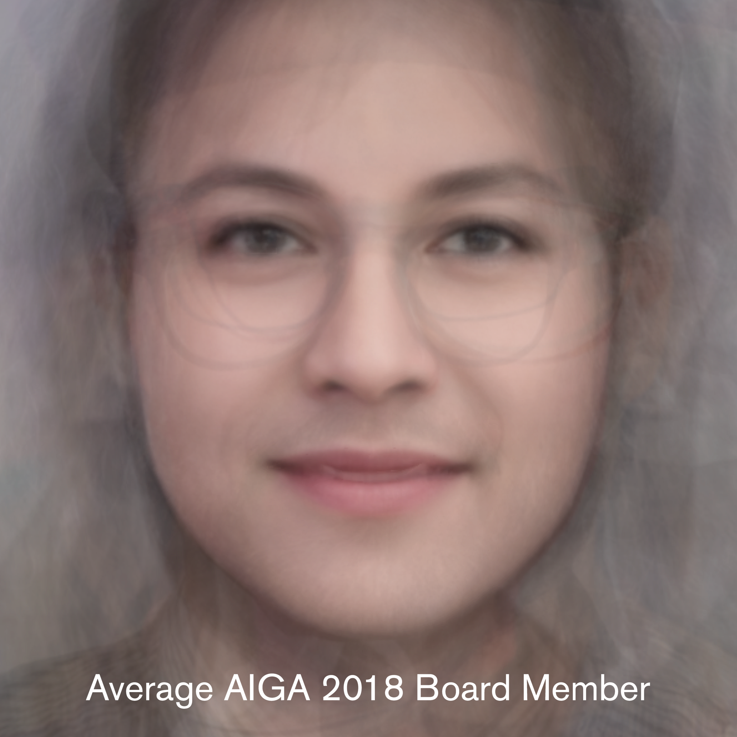 The source for this AIGANY Board member image is from AIGANY.org on October of 2018. It uses 23 front facing images of the board members and 1 image of staff.