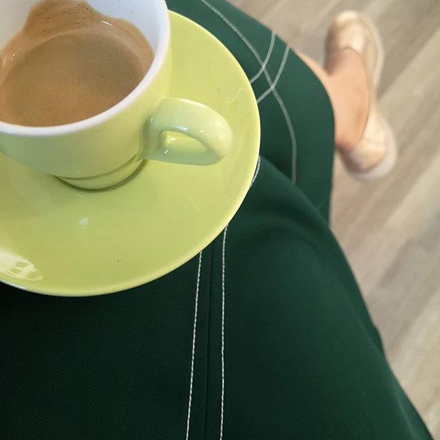 Green 💚 my August mood 💚 heading today back to Porkkala archipelago 🍃
