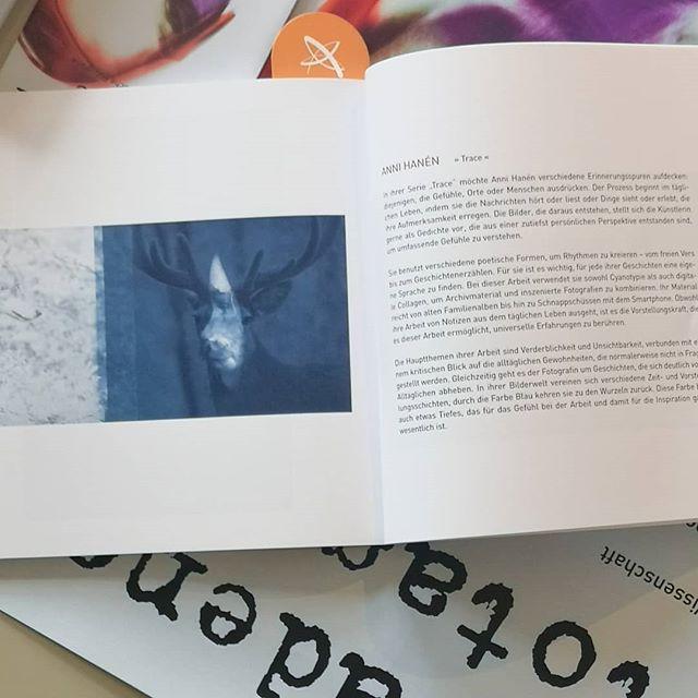 📖 Wiesbaden Photo Days 💙 #wiesbadenerfototage #annihanen  Catalog 💙 a perfect memory tool 💙