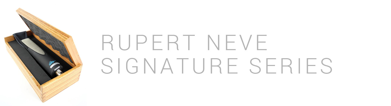 Rupert Neve Signature Series