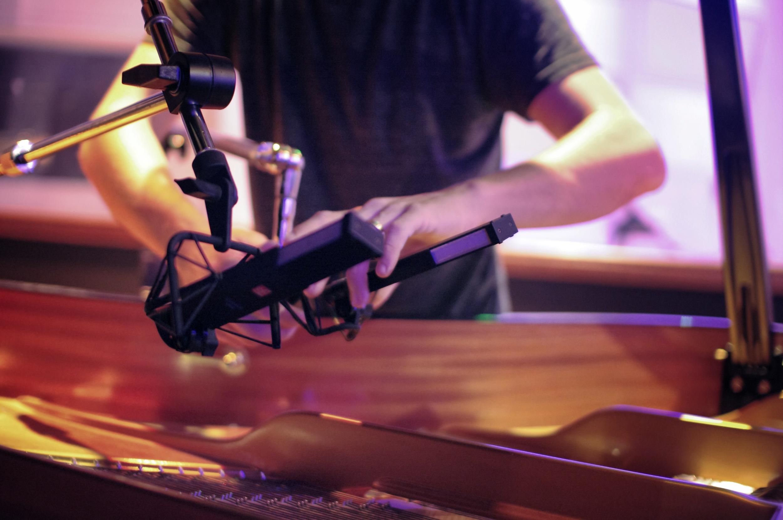 EastWest Studios, Hollywood. Photo credit: Chris Dauray