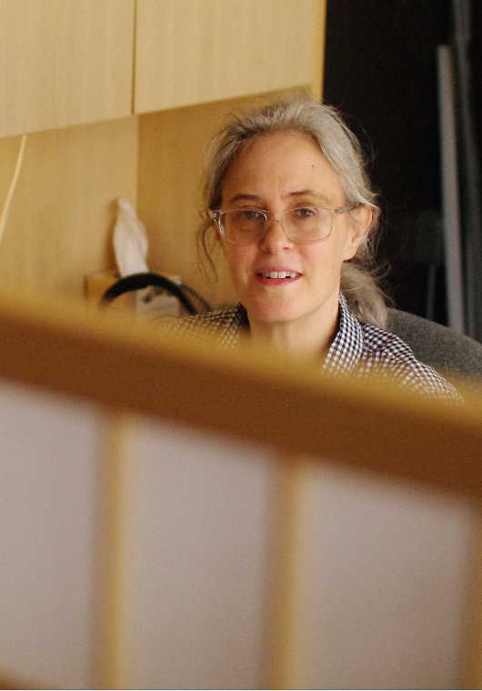 WAM director Terri Winston.