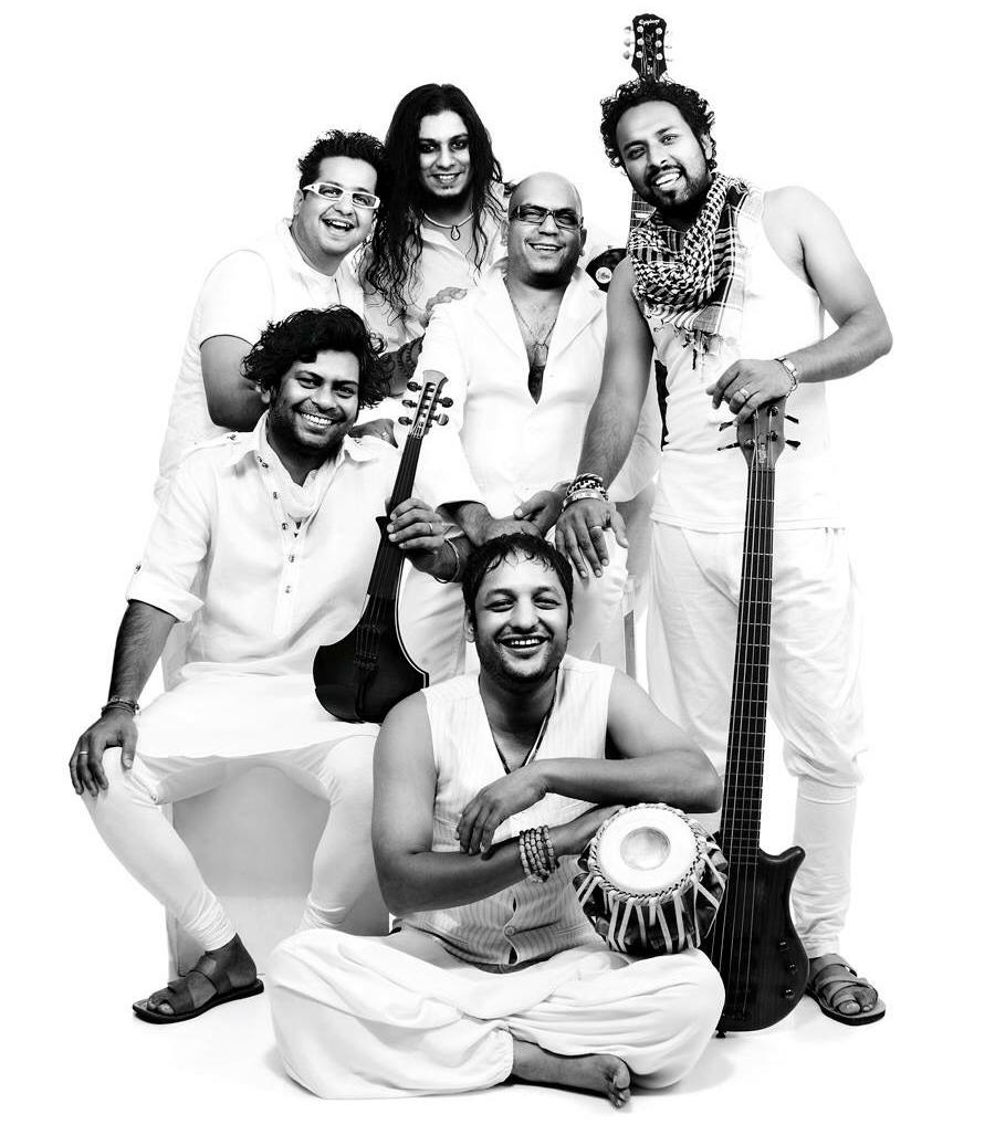 The band Mrigya.