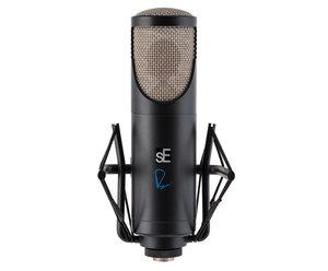 Benson Music Shop recording microphones