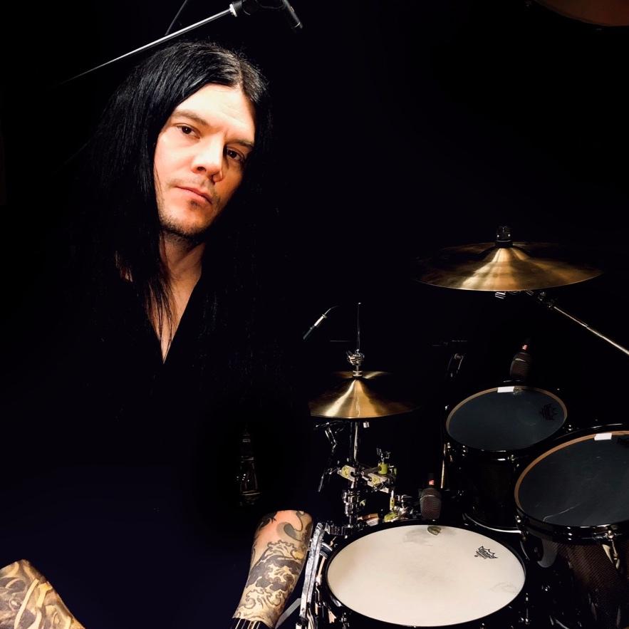 <p><a href=/artists/daniel-erlandsson-arch-enemy>Daniel Erlandsson</a>Drummer, Arch Enemy</p>