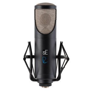 Benson Music Shop recording mics