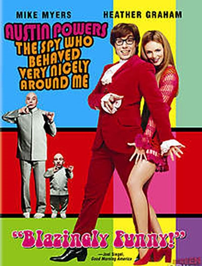 Malaysia Localization for Austin Powers: The Spy Who Shagged Me