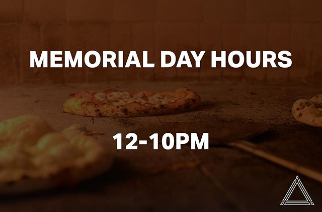 We will have extended hours tomorrow for Memorial Day, 5/27. Both breweries will be open 12-10PM, stay cool out there!