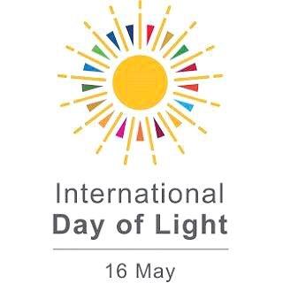 I dag den 16. mai feirer vi den internasjonale lysdagen!  For andre året arrangeres i UNESCOS regi The International Day of Light - målsetningen er å bringe fram kunnskap og oppmerksomhet til det viktige temaet LYS! Rundt om i verden settes fokus på lysets betydning innom områder som helse, forskning, vitenskap, kultur, bærekraft, medisin og energi.  Mer informasjon om International Day of Light finnes på følgende nettside: www.lightday.org