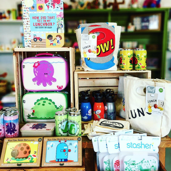 They always have the best displays at Magpie Kids.   image via Magpie Kids