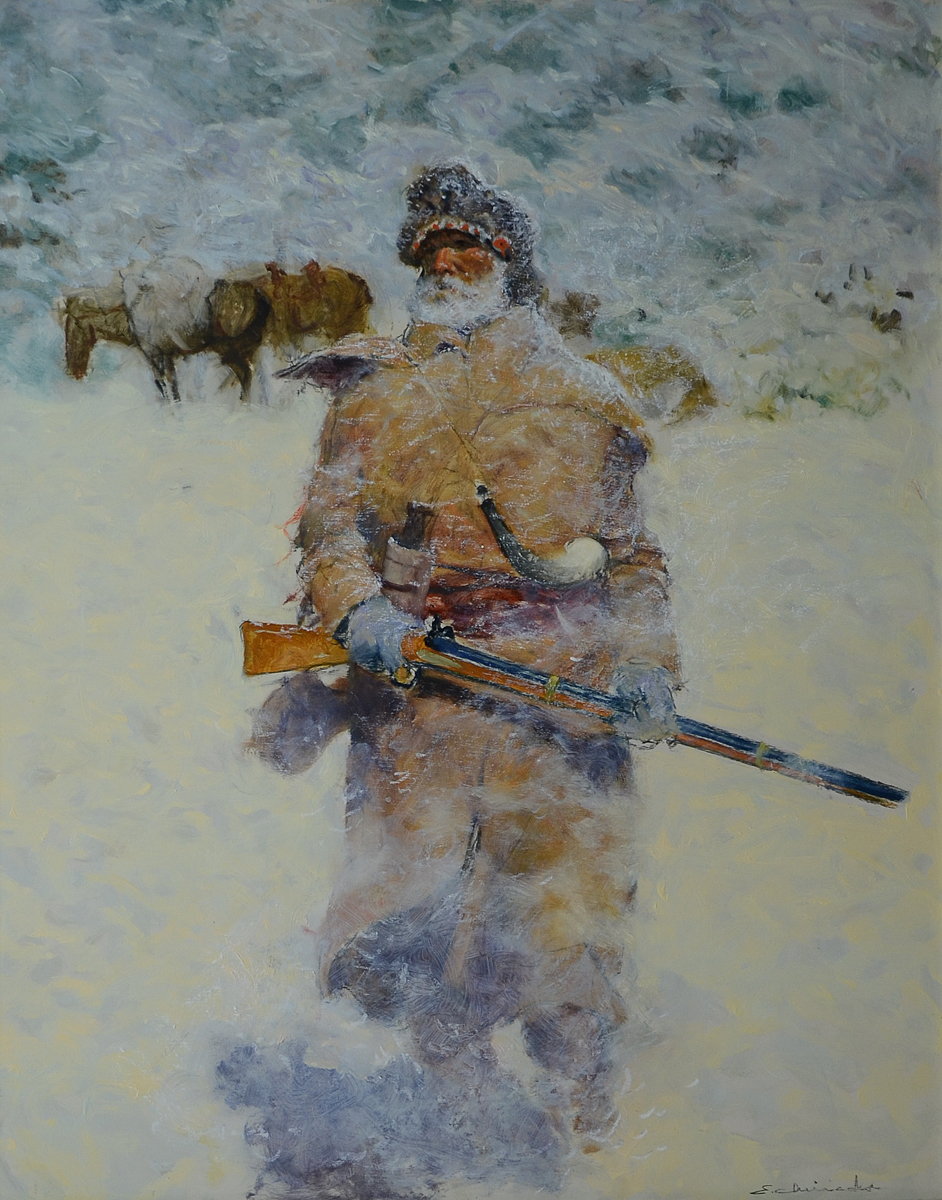 Mountain Trapper