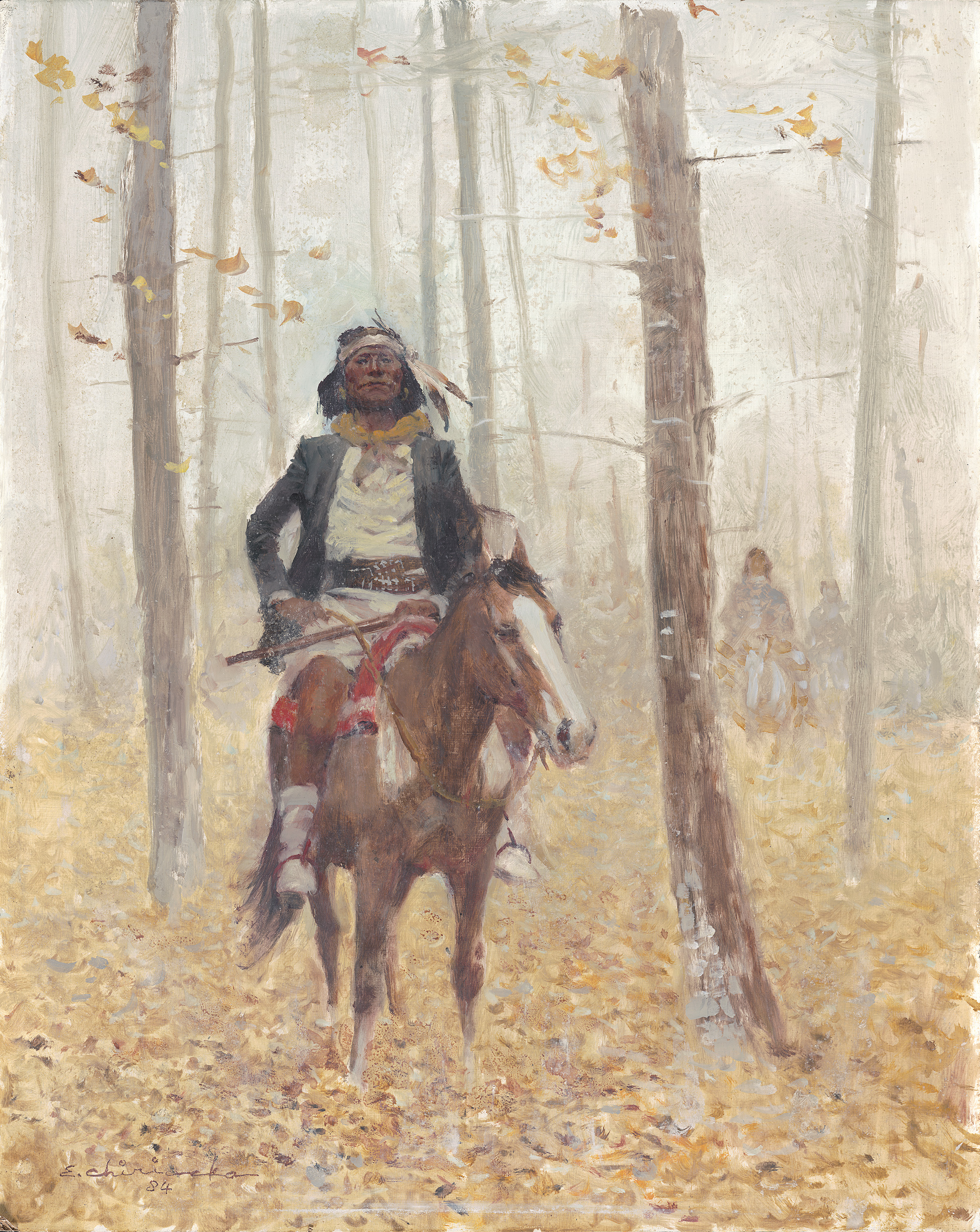 Geronimo at Rest