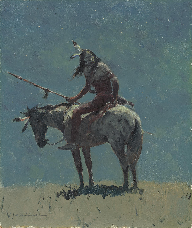 Moonlit Indian