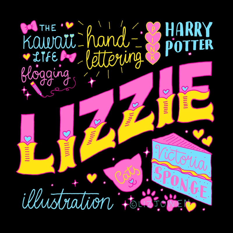 The Things I Love - Lizjowen