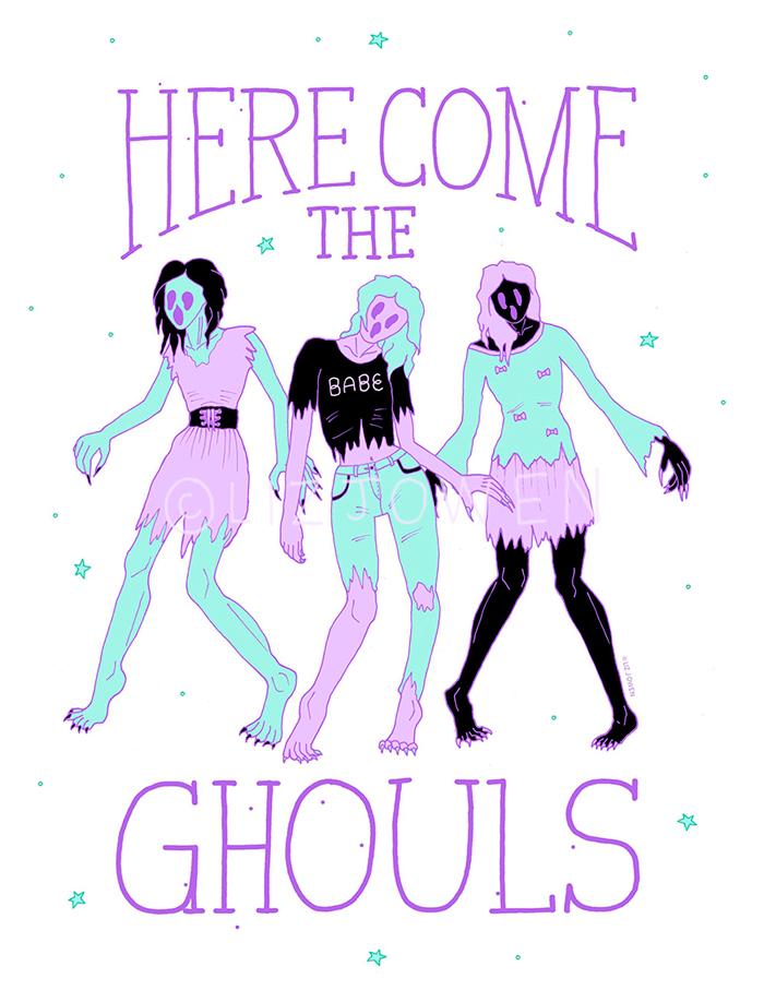 here-come-the-ghouls-lizjowen.jpg