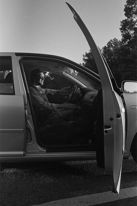 Glenn, Roanoke, Virginia. 2014.