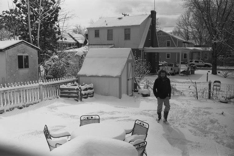 Ryan, Fredericksburg, Virginia, 2009.
