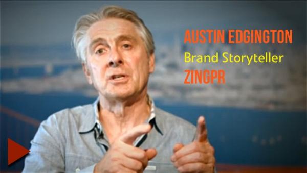 VIDEO: Austin Edgington on the importance of brand storytelling