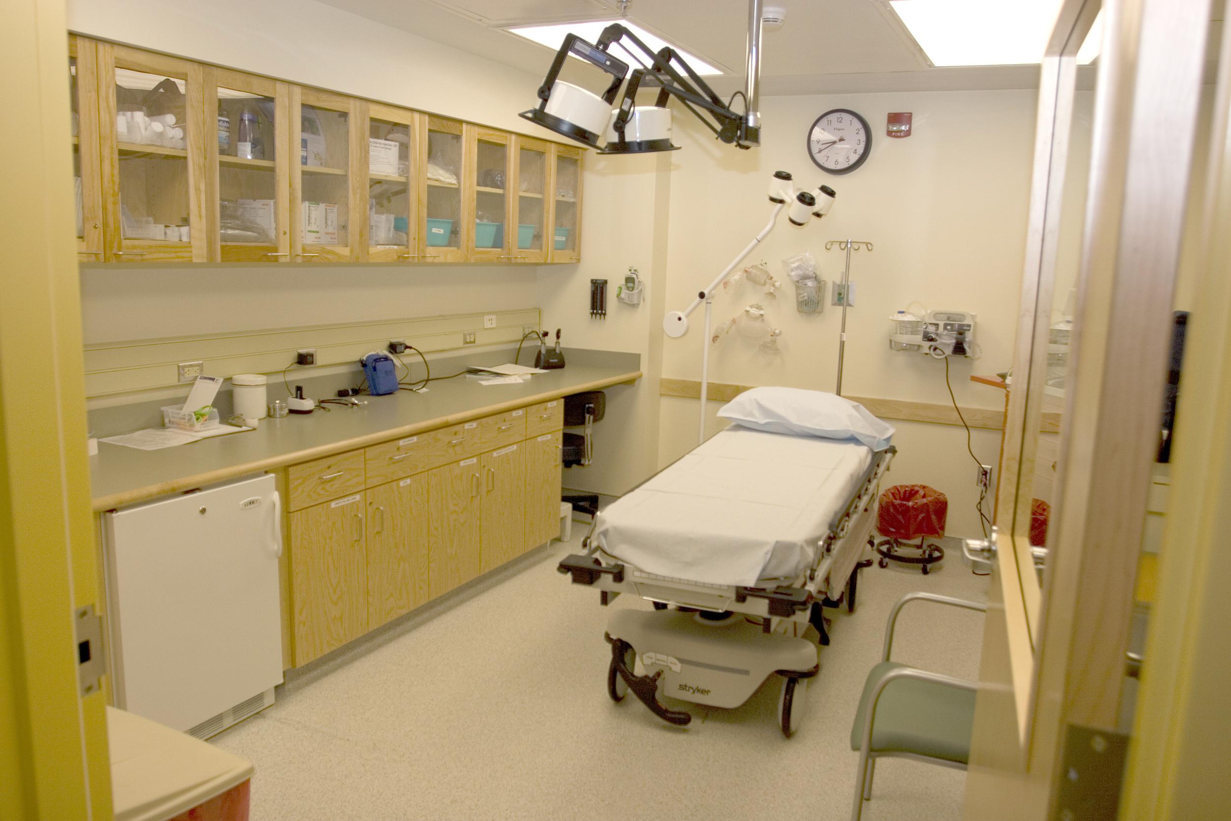Urgent Care Room
