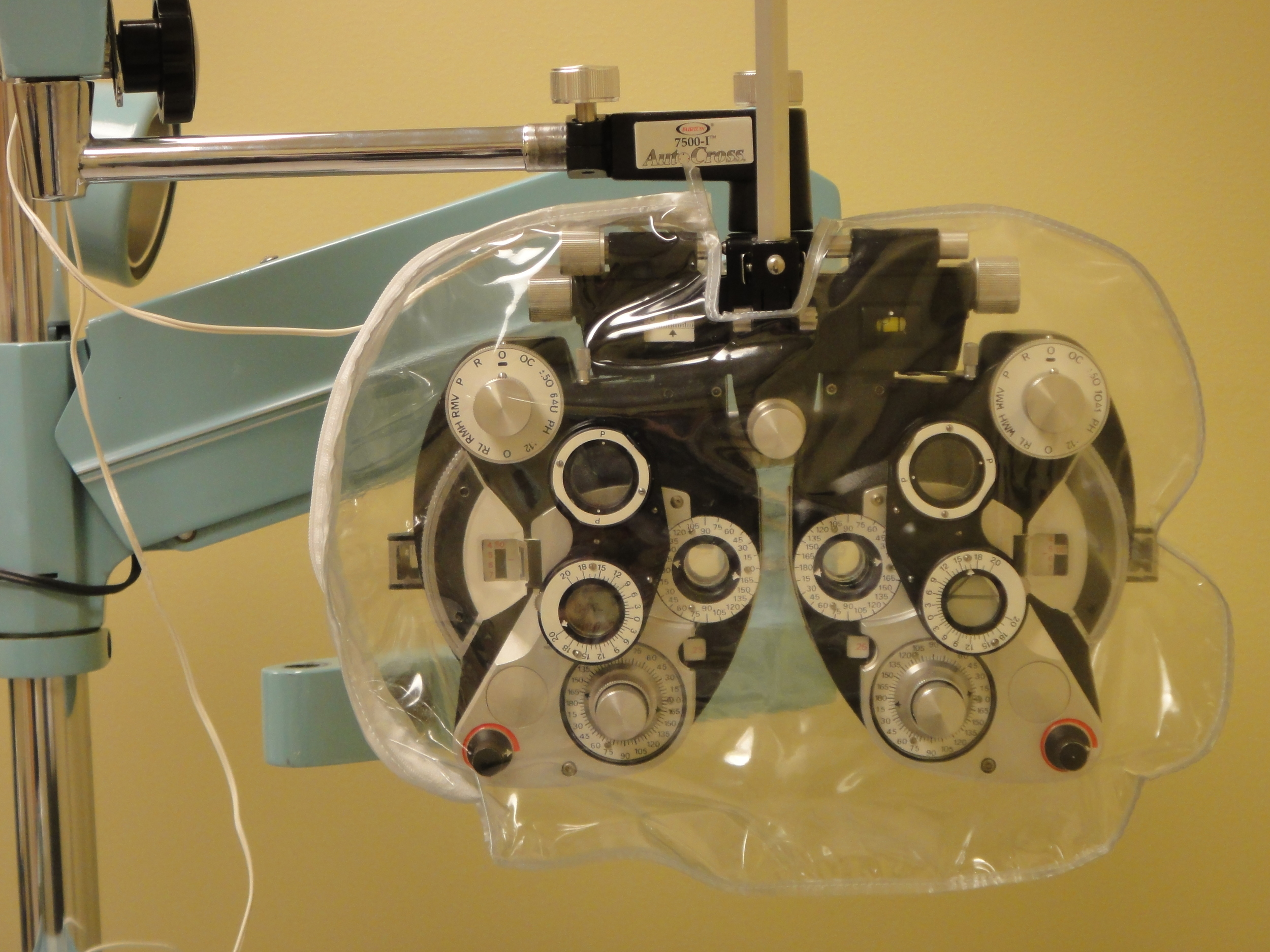 Vision equipment image