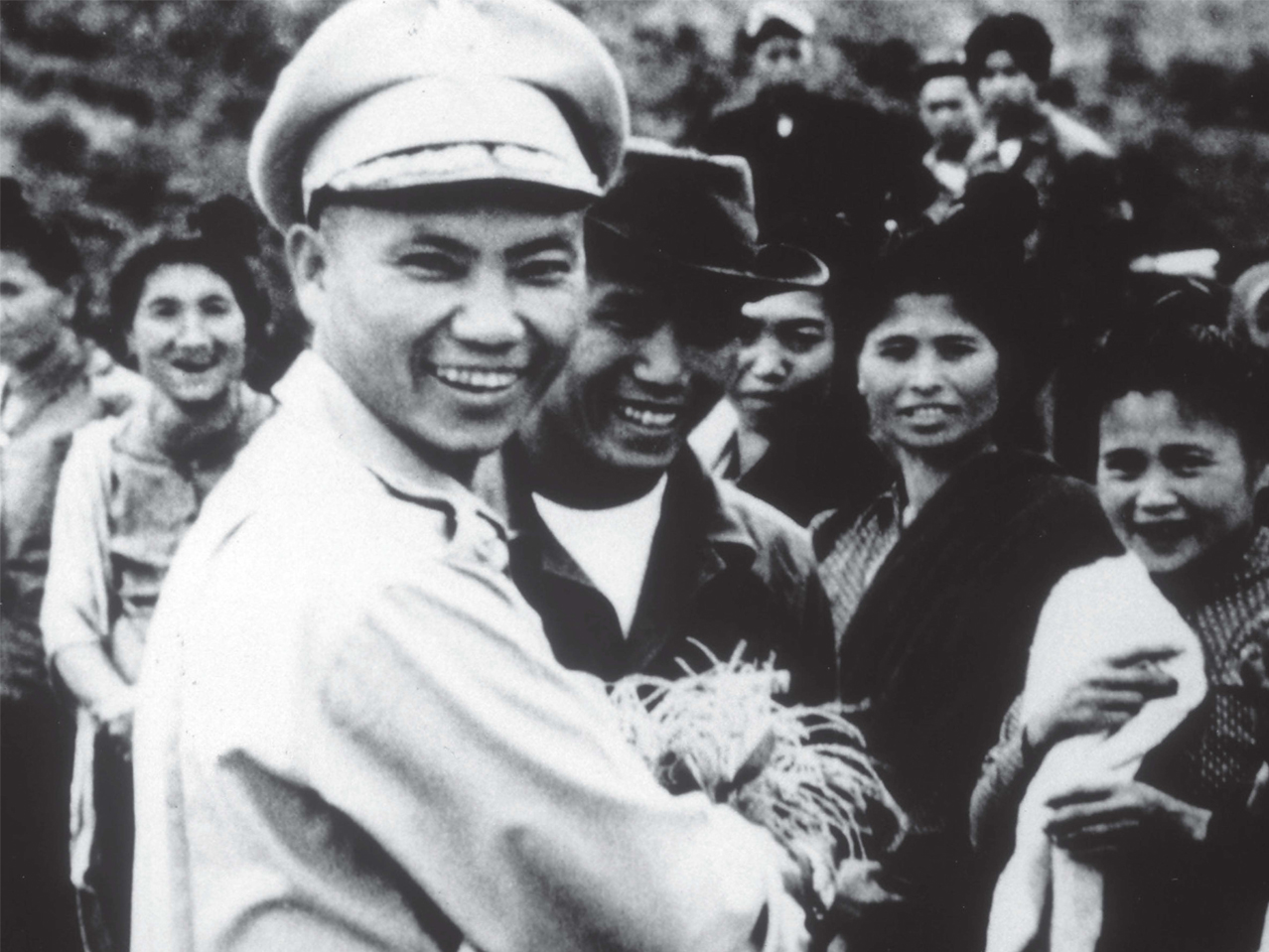 ICONIC FIGURE - Gen. Vang Pao is a leader and iconic figure in the Hmong community, and a key U.S. ally during the CIA-backed Secret War in Laos, a part of the Vietnam War, from 1960-1975.-- Noah Vang, author, Jan. 2011. Courtesy GVP Family.