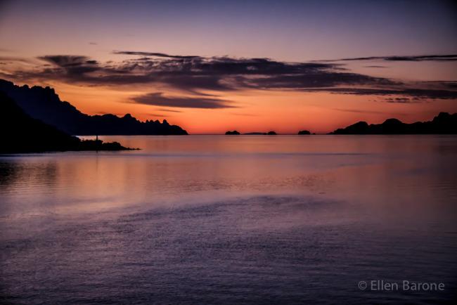 Sunrise, Puerto Escondido, Loreto, Sea of Cortés.