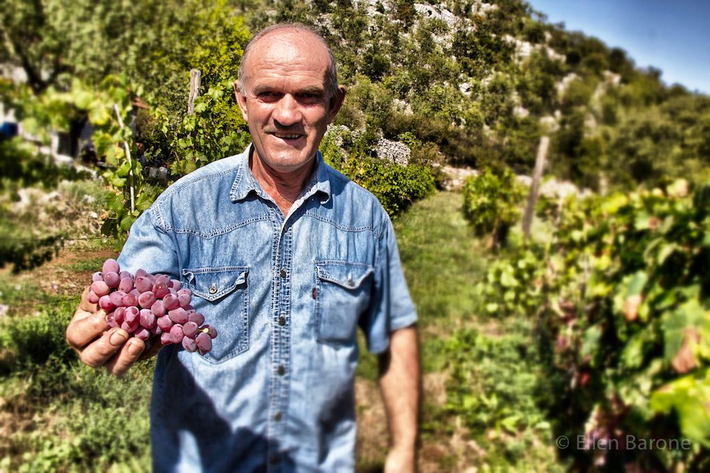 Winemaker Pavle Jablan family farm, Honey Tales & Trails,Rvaši, Rijeka Crnojevića, Montenegro