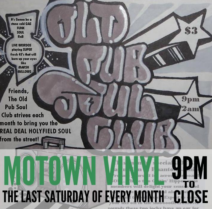 the old pub soul club