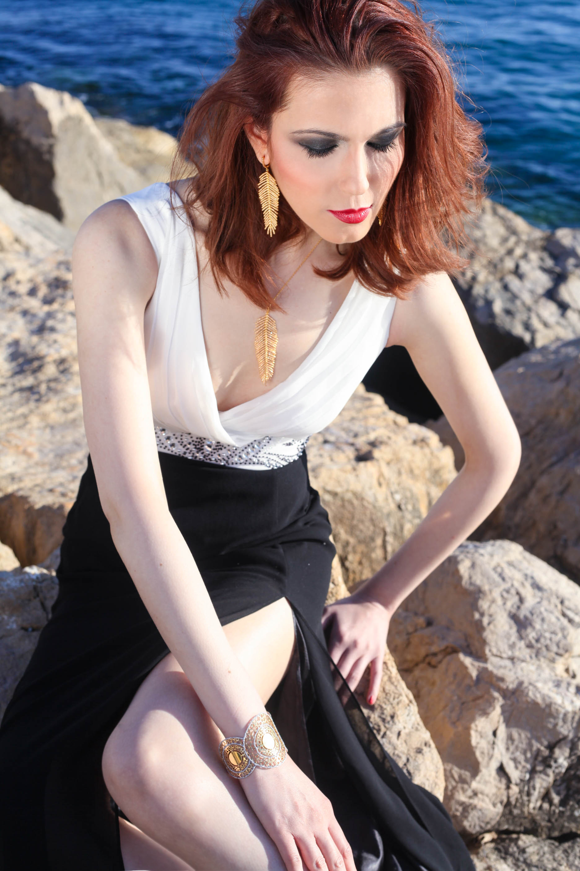 Cannes Promenade Photo Shoot... Jewellery 1