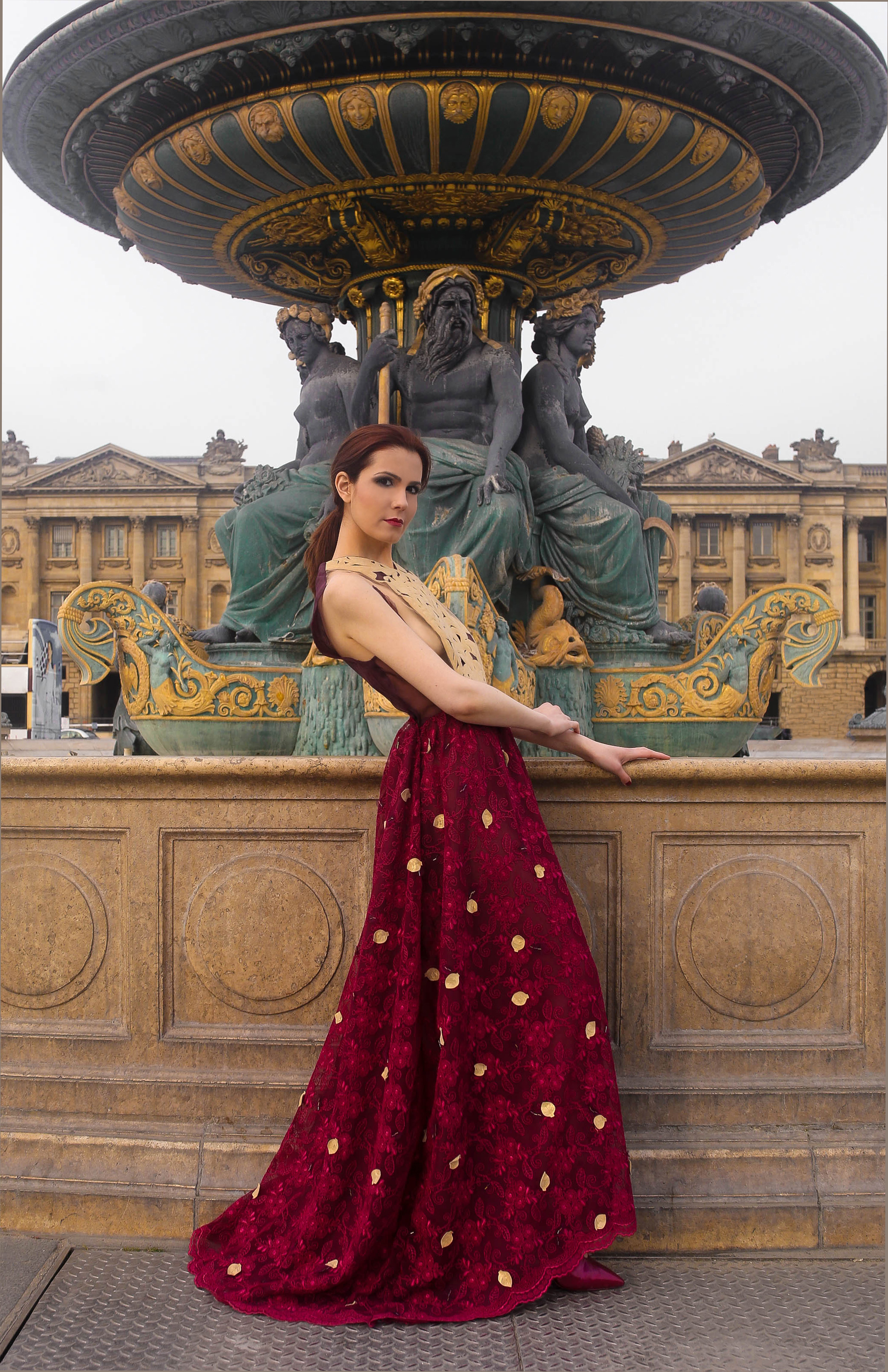 Paris Grand Palais et Place de la Concorde Photo Shoot March 2015 Professional Photo (43).jpg