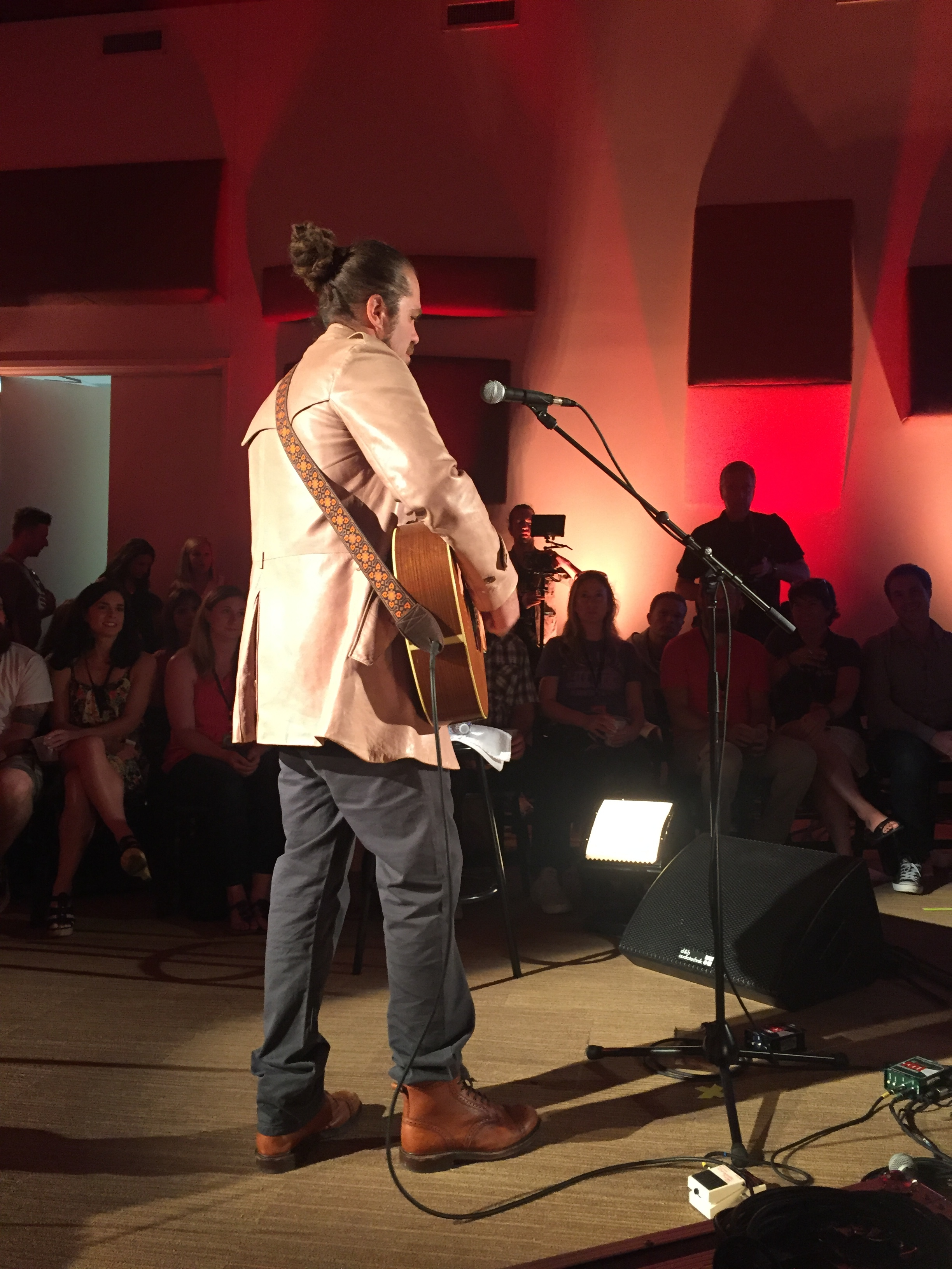 Citizen Cope at the Stax Museum of American Soul Music