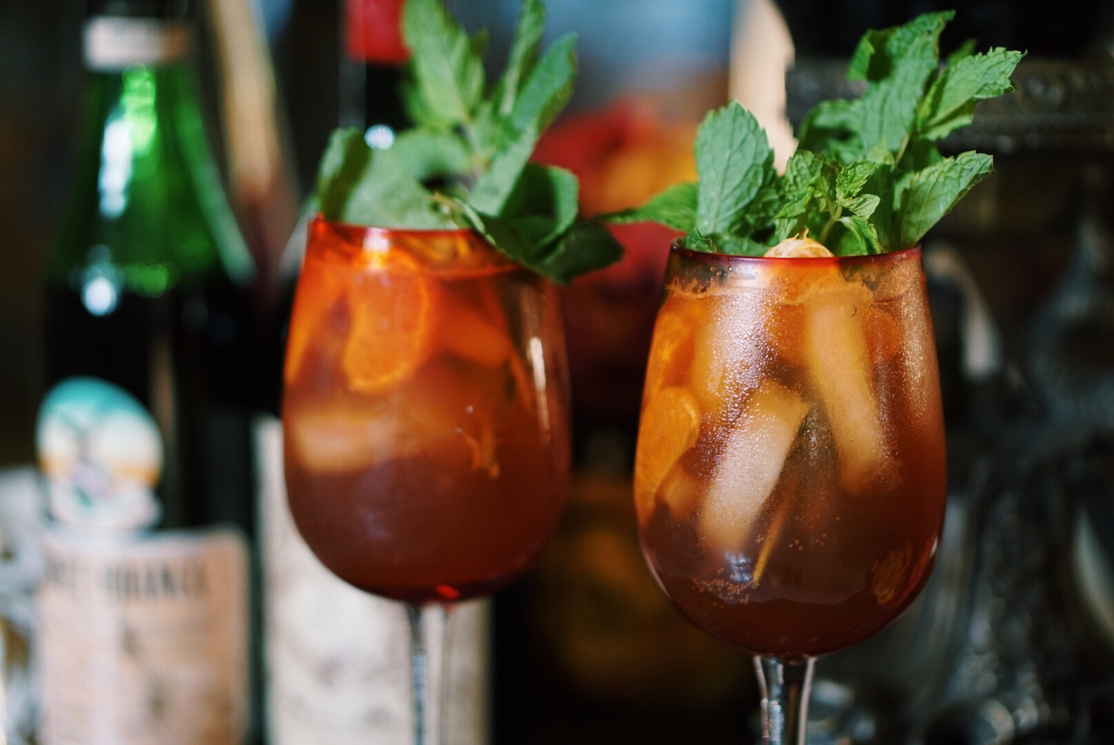 Fernet Cocktails- Fall Cocktails- Italian Moscow Mule