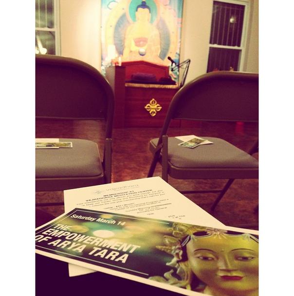 Vajradhara-Meditation-Center