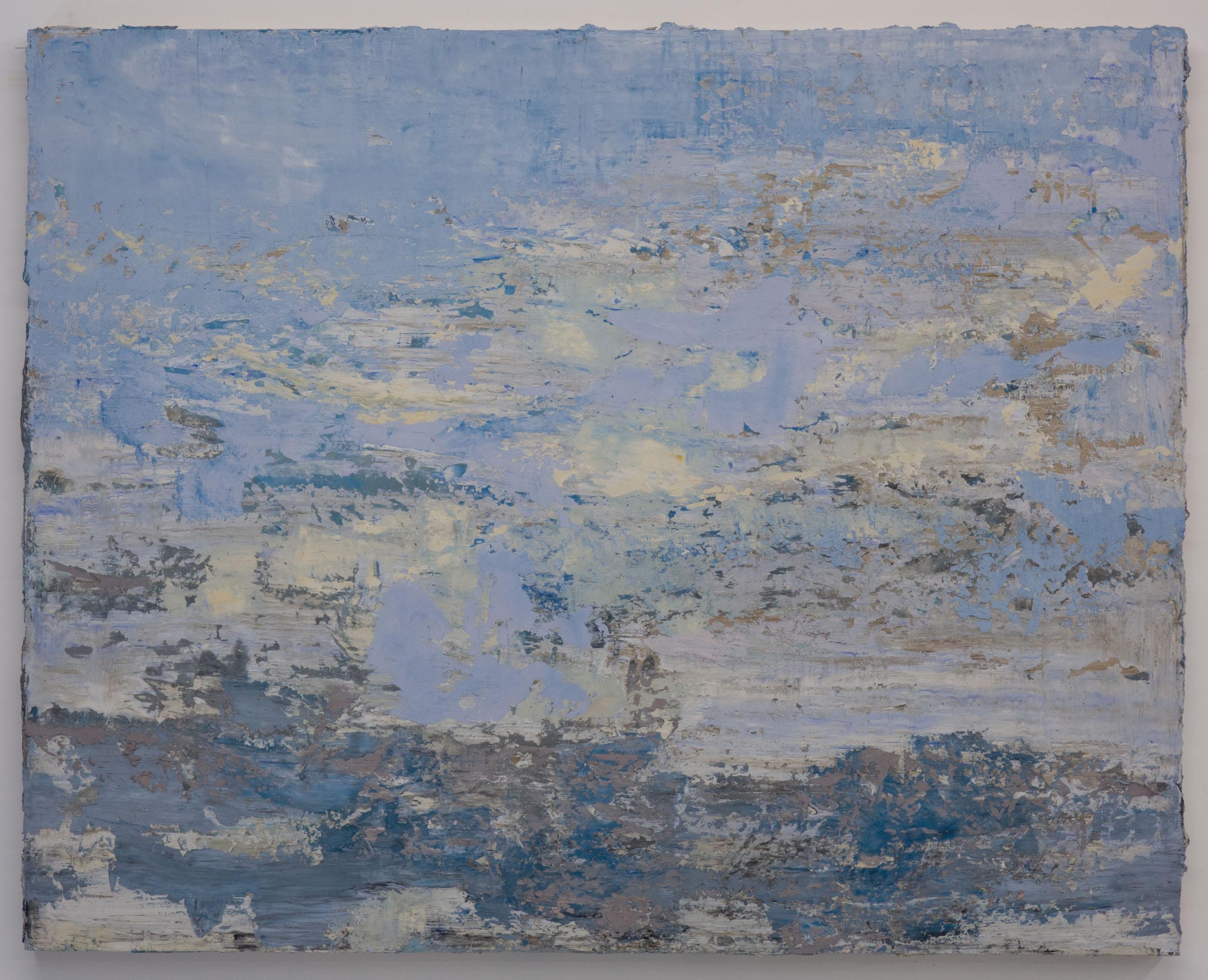 Shelley Vanderbyl - Palimpsest - 2016 - Fresco on Panel - 48x60.jpg