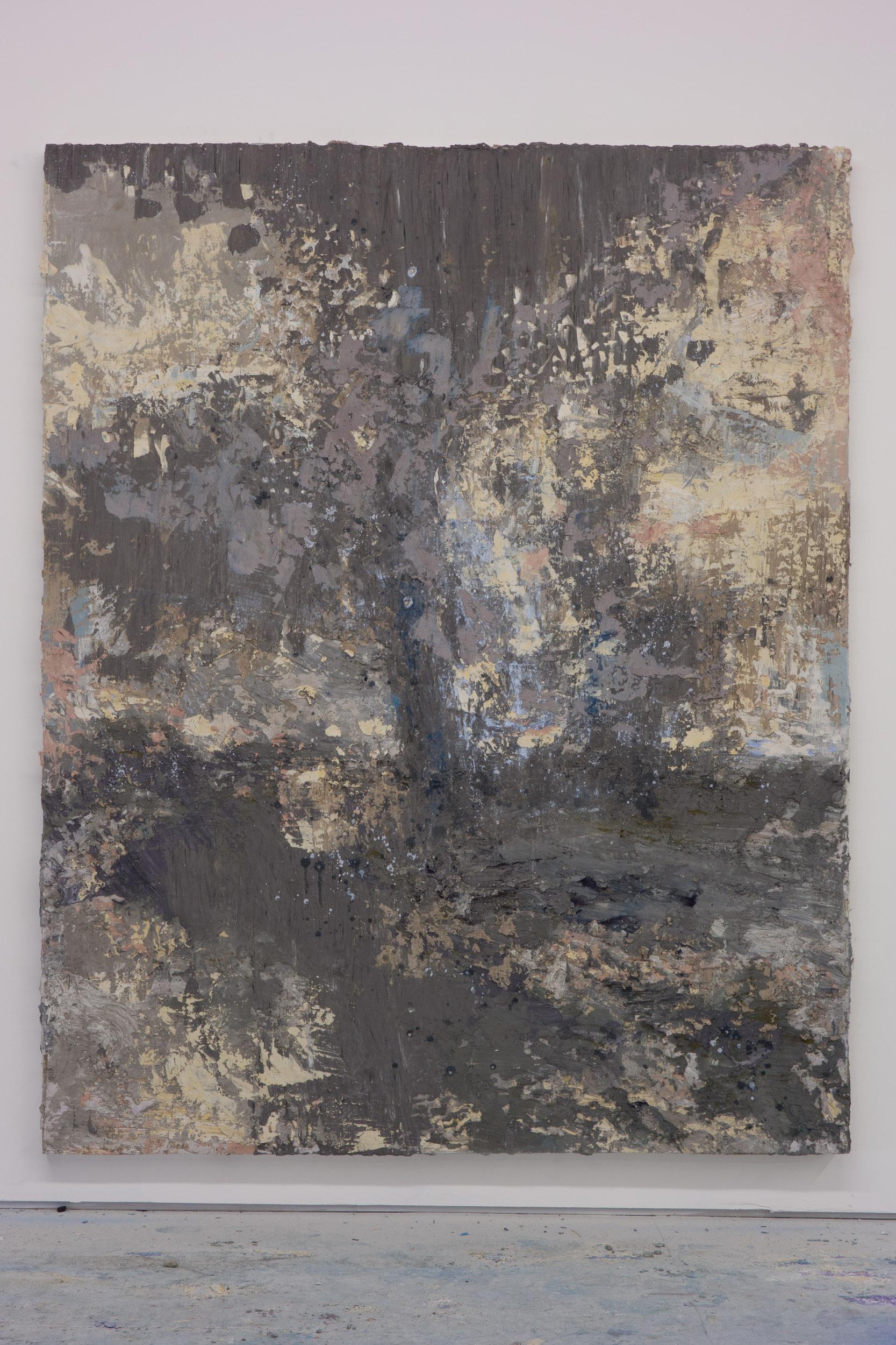 Shelley Vanderbyl - Reclaimed Ash - 2016 - Fresco on Panel - 48x60.jpg